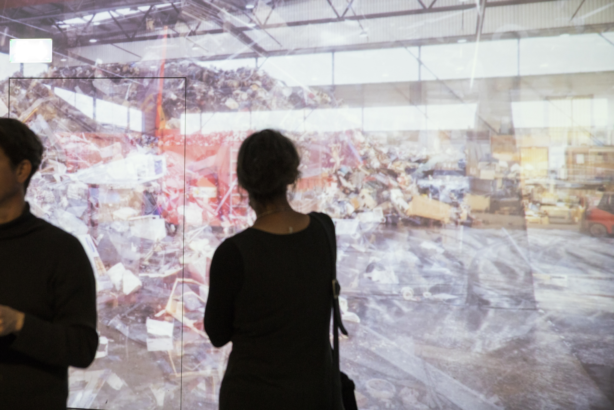 Video essay on different fieldwork sites visited by the research team, exhibition Times of Waste – The Leftover at Museum der Kulturen Basel 2017.
