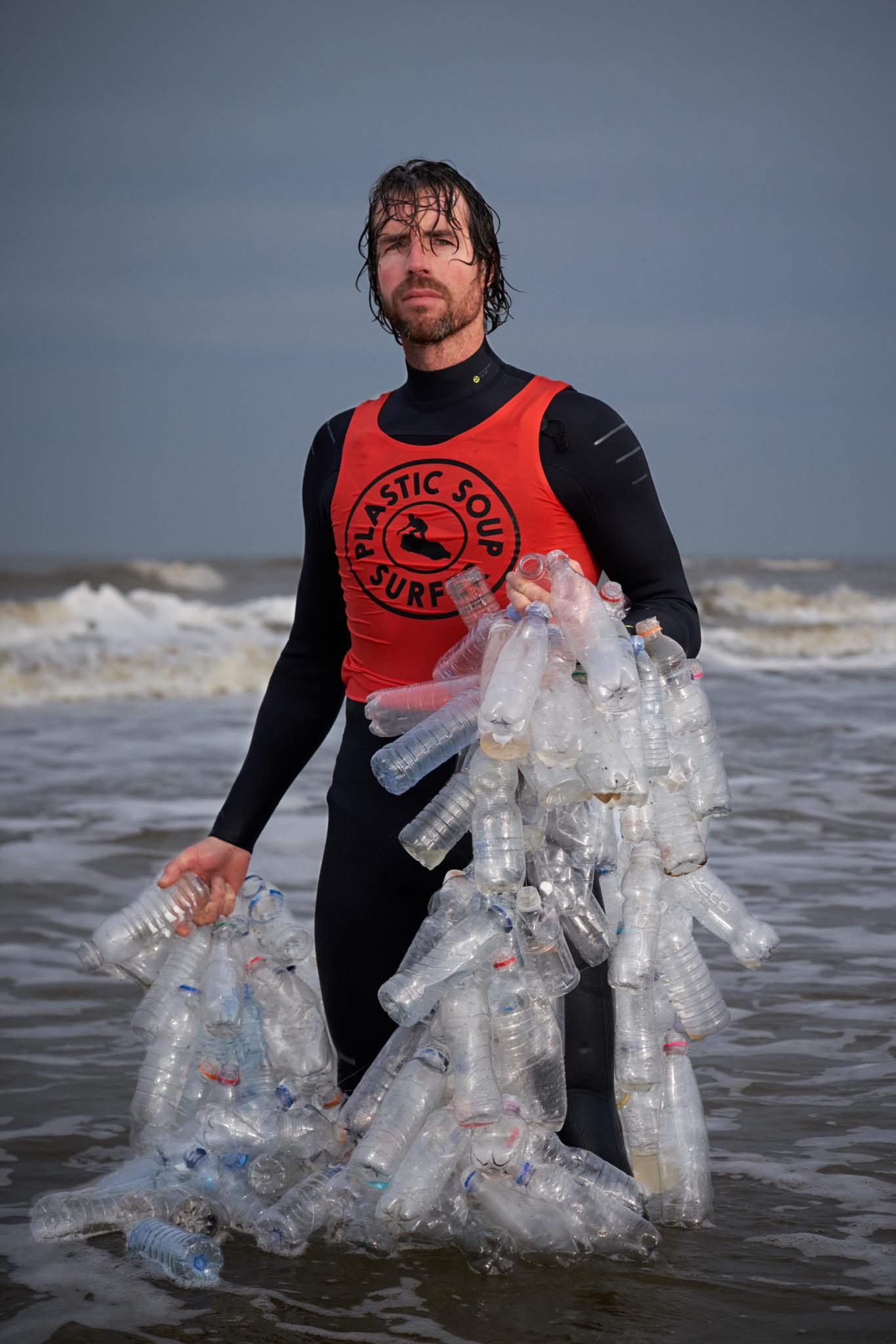 The Plastic Soup Surfer, Merijn Tinga