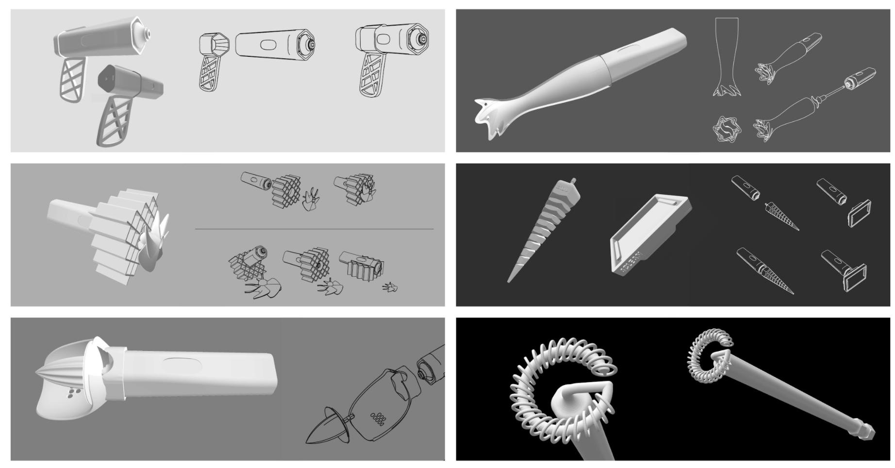 Design components
