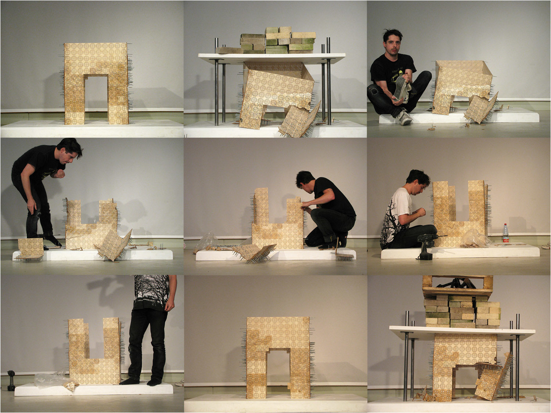 'Smash Repair' by Guy Keulemans and Martijn Dijkhuizen, 2009