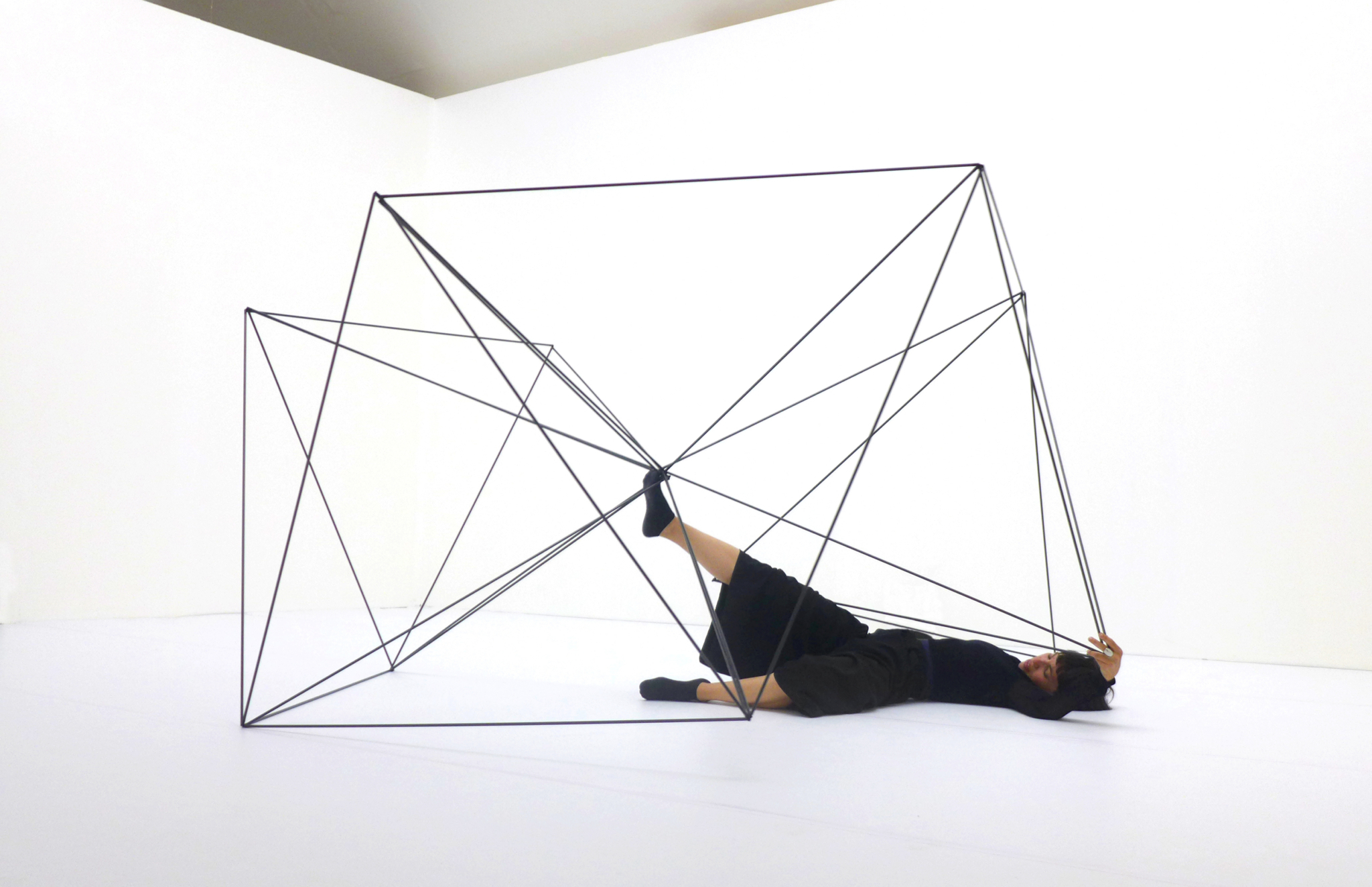 Ludmila Rodrigues - Polytope - 2018