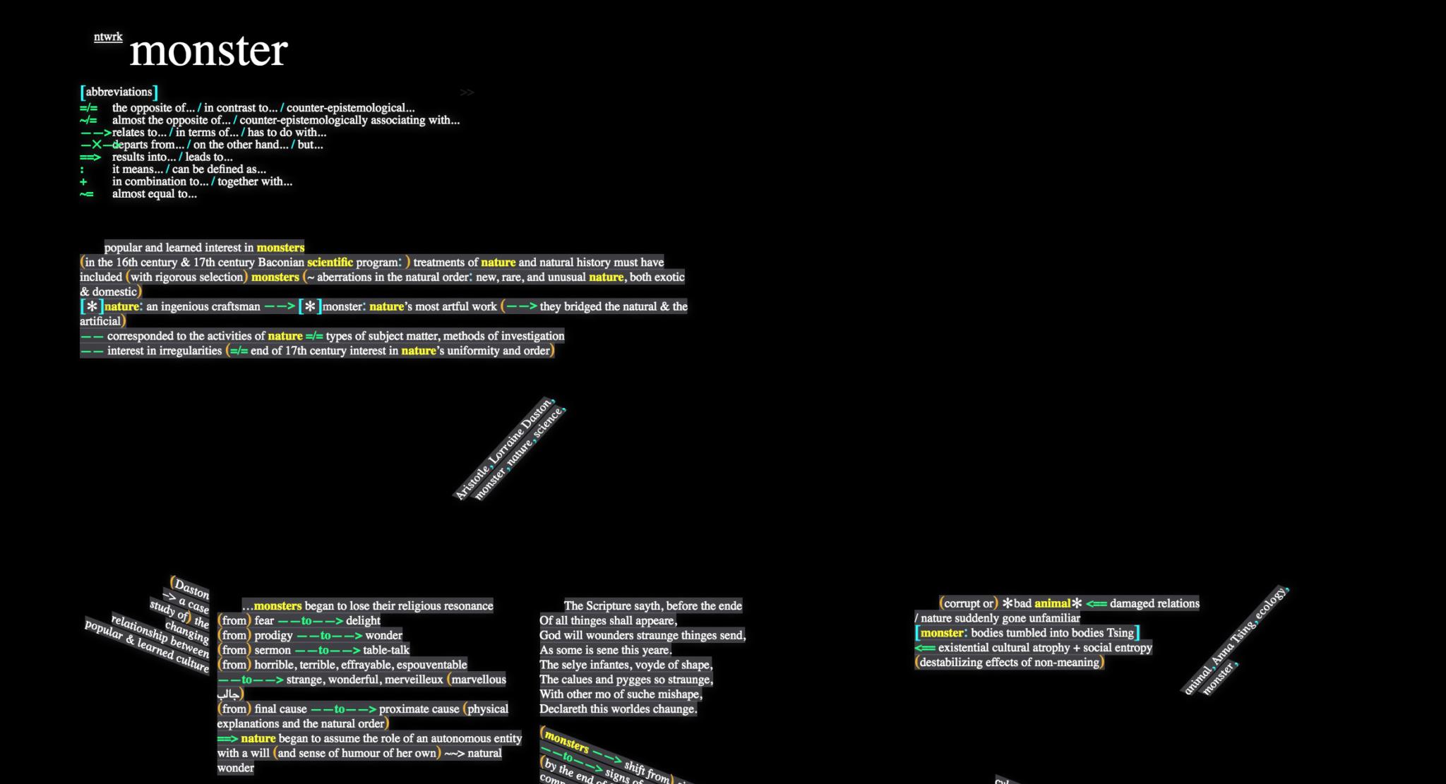 Sina Seifee Interactive webpage project