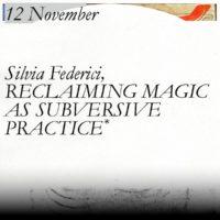 Online Studium Generale lecture - Silvia Federici