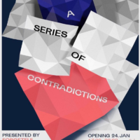 3rd year photography students present 'A Series of Contradictions'