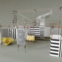 Bauhaus pop-up installation and parade in collaboration with Museum Boijmans