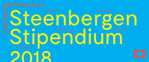 Steenbergen Stipendium 2018 banner tentoonstelling