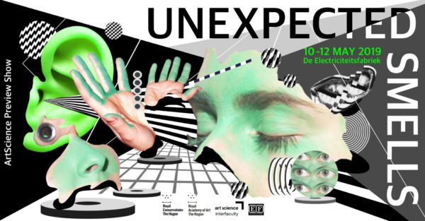 Banner for the preview expo Unexpected Smells