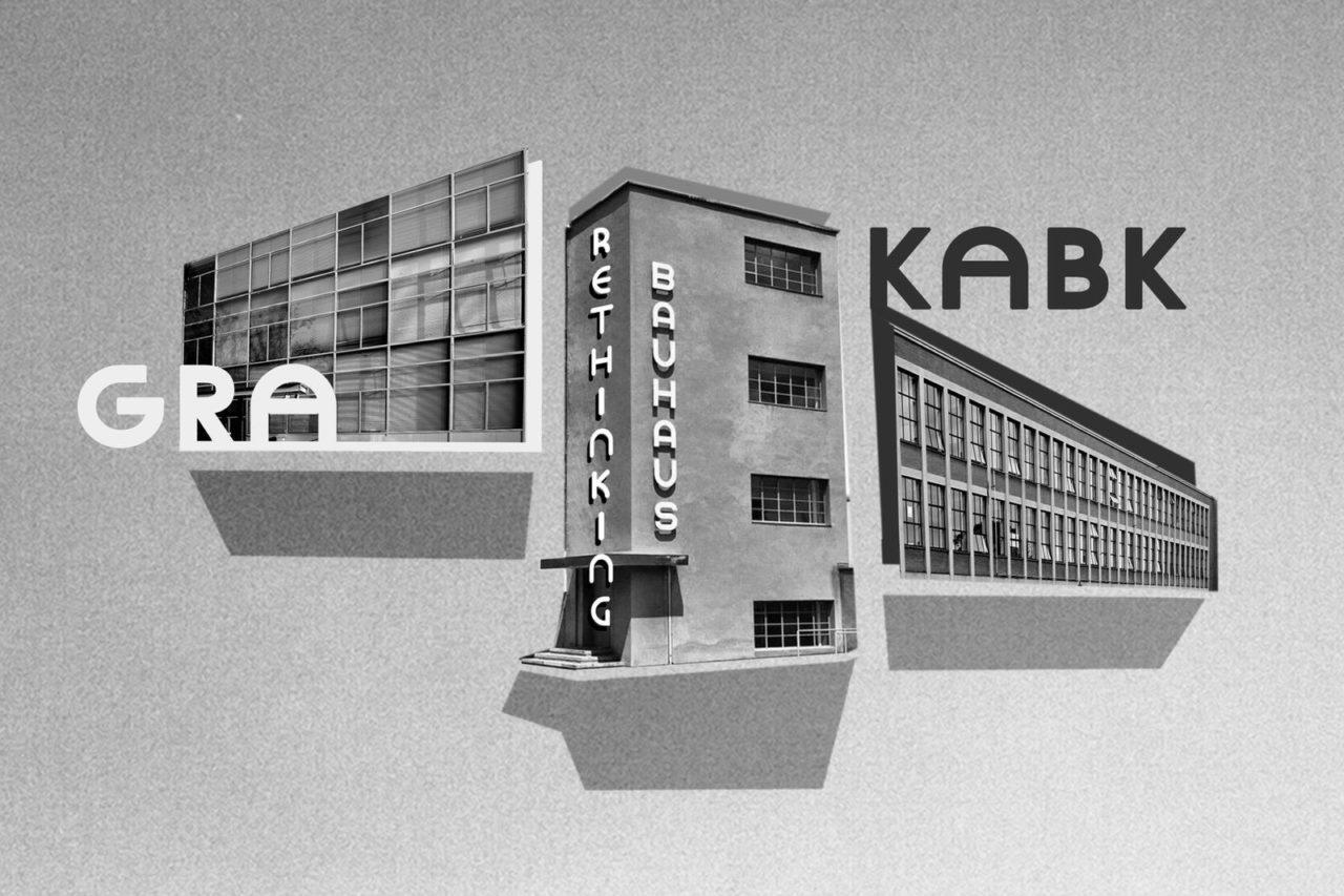 Symposium & Exhibition 'Rethinking Bauhaus' at the Stedelijk
