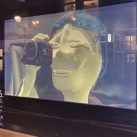 Video works by I/M/D graduating students in Street View Cinema in The Hague