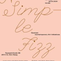 A simple fizz: MA Artistic Research Spring Show at Quartair