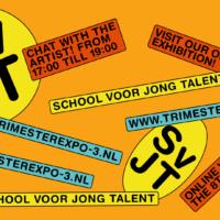 Online trimesterexpo School voor Jong Talent