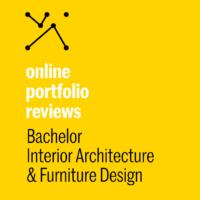 Online Portfolio Reviews - BA Interior Architecture & Furniture Design