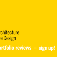 Online Portfolio Reviews - BA Interior Architecture & Furniture Design