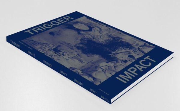 Photo of TRIGGER Magazine publication