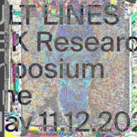 FAULT LINES: KABK Research Symposium 2020 Online