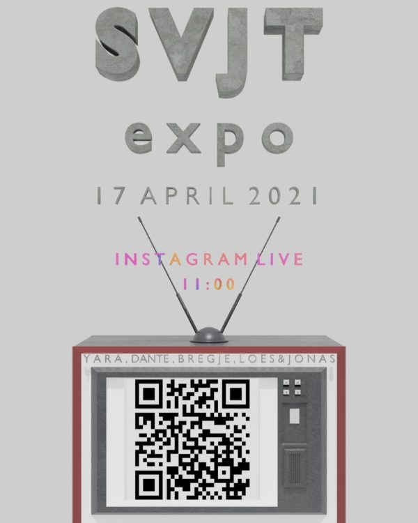 School voor Jong Talent expo poster