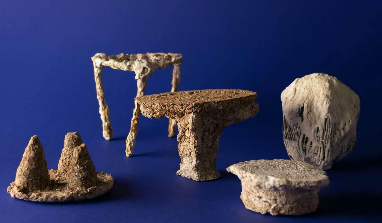 Erco Lai, Neo Stone age — domesticating limestone