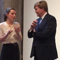 Suzie van Staaveren wint Koninklijke Prijs voor Vrije Schilderkunst 2017