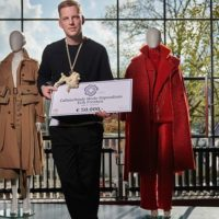 Textile & Fashion alumnus Erik Frenken wins Mode Stipendium 2019