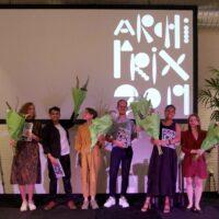 INSIDE alumna Goda Verikaite receives honourable mention at Archiprix 2019