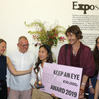 Stella Kim wint Keep an Eye Textile & Fashion Award t.w.v. €10.000,-
