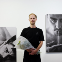 Alex Avgud winnaar Ron Mandos Photo Talent Award 2019
