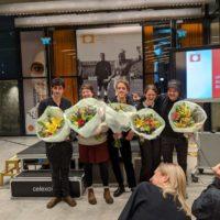 Viktor Naumovski wins Steenbergen Stipendium 2019