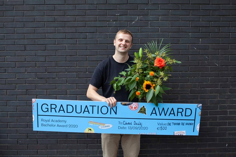 Edward Dżułaj, Royal Academy Bachelor Award Winner 2020