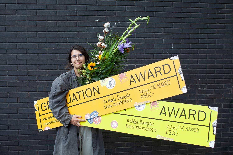 Adele Dipasquale, Royal Academy Master Thesis Award winner 2020