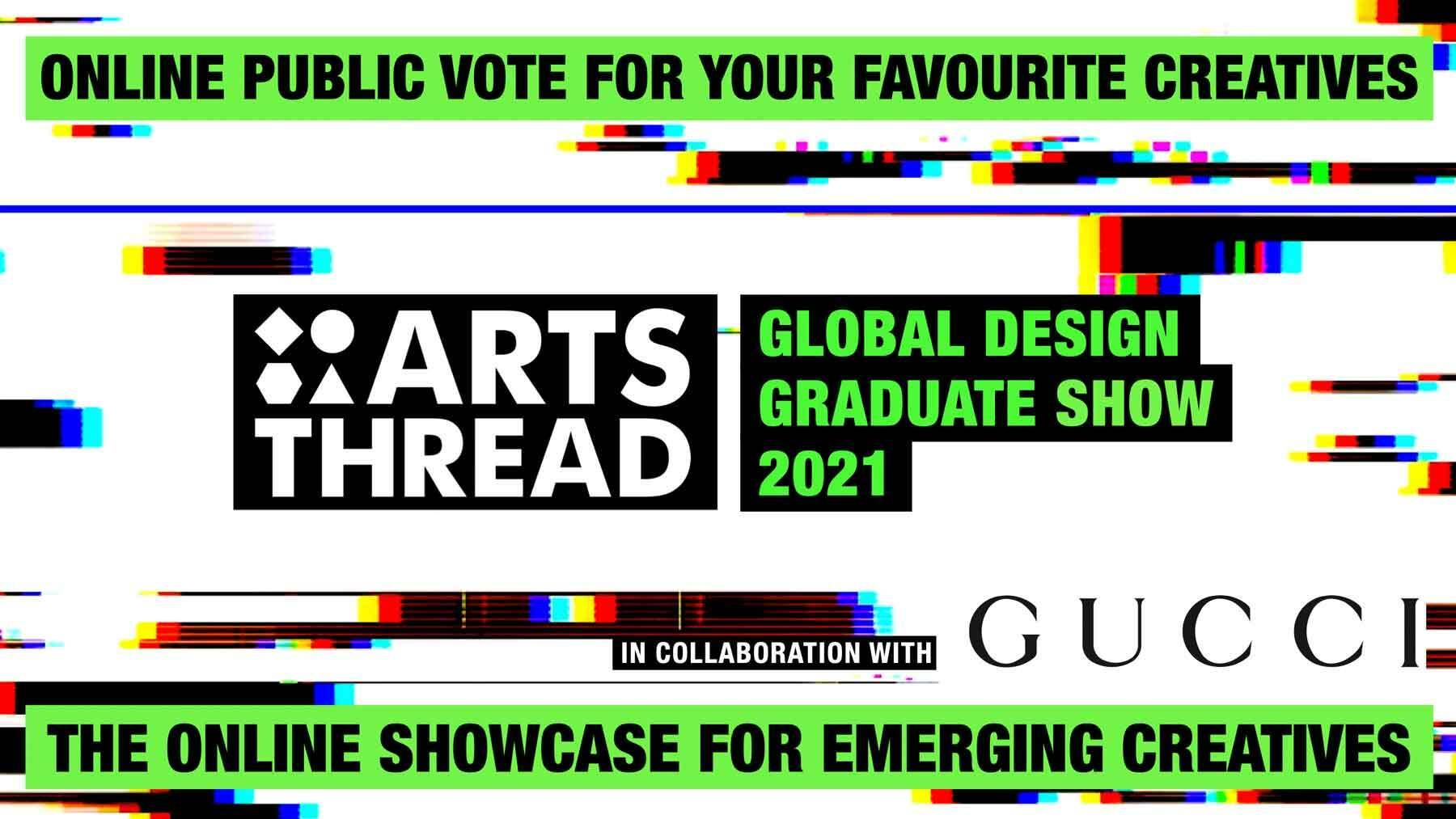ARTSTHREAD Global Design Graduate Show 2021