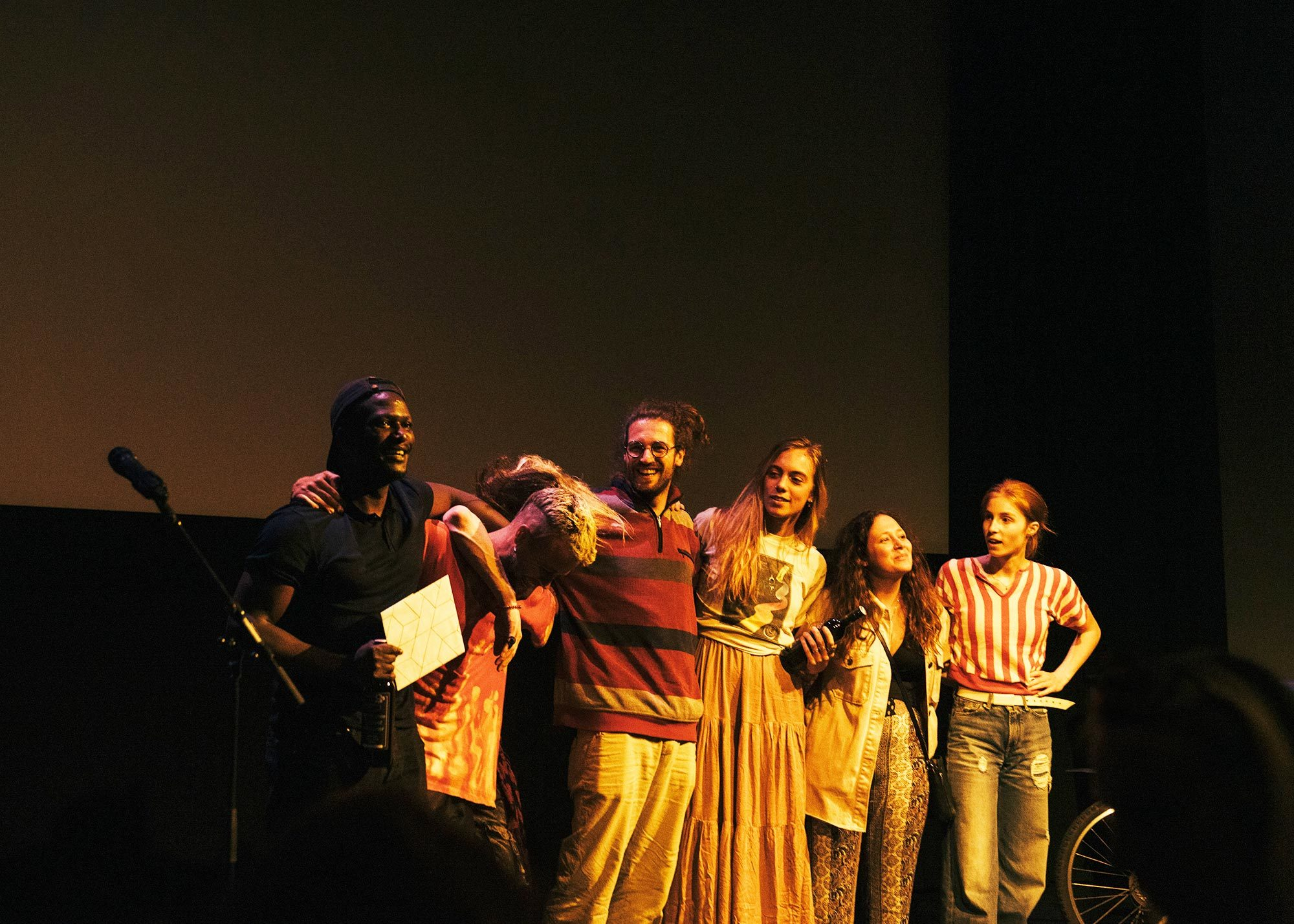 KABK students win Best Curated programme at EYE's Researchlab