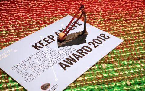 Keep an Eye Textile & Fashion award