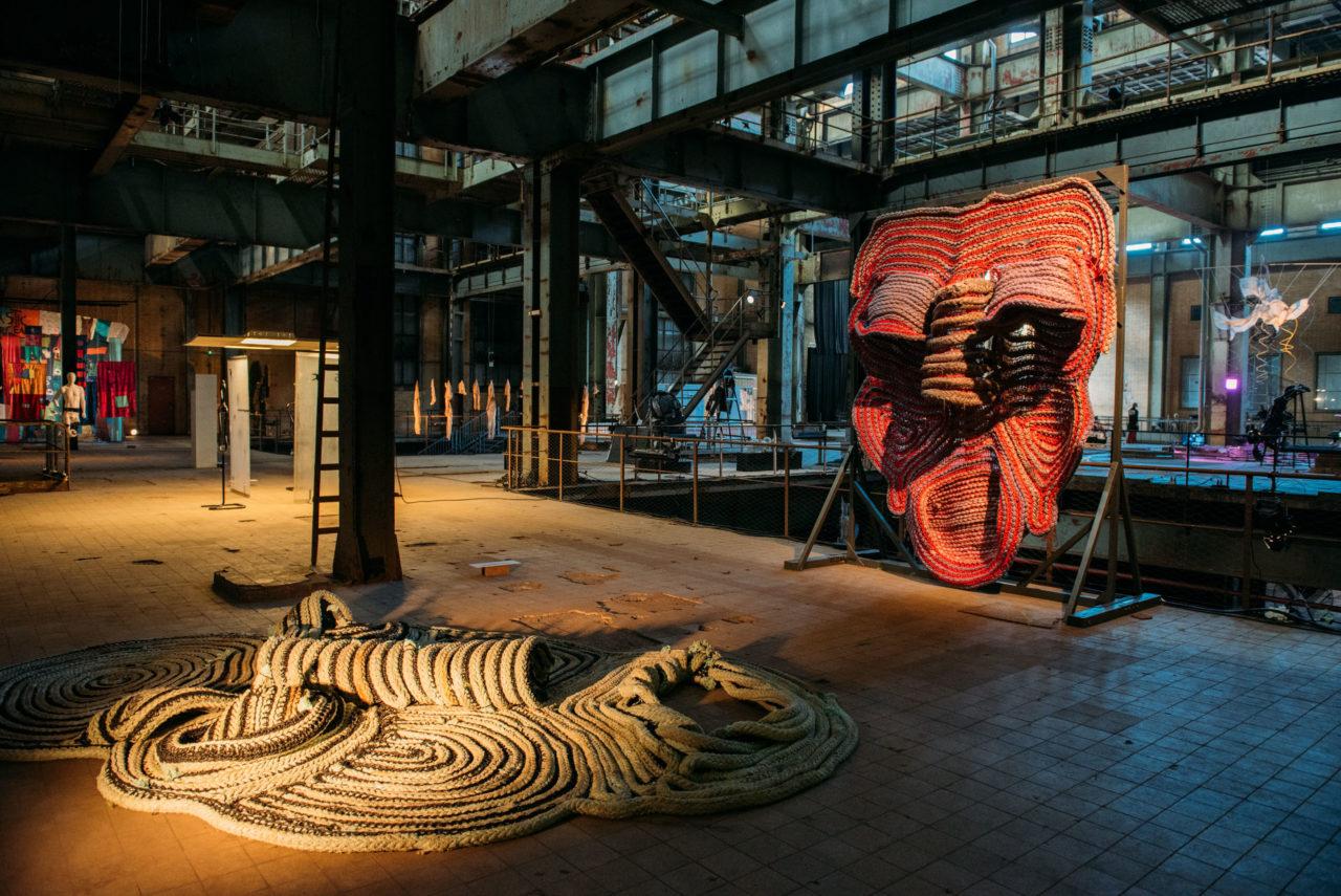 EXPOSED 2018 Den Haag - Installation Joana Schneider