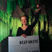 Joana Schneider wint Keep an Eye Textile & Fashion Award
