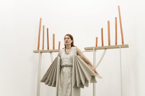 'L Orgue Expressif by Lydia Buijs, alumna Fine Arts, Royal Academy of Art, The Hague (KABK) for the Now or Never #4 expo
