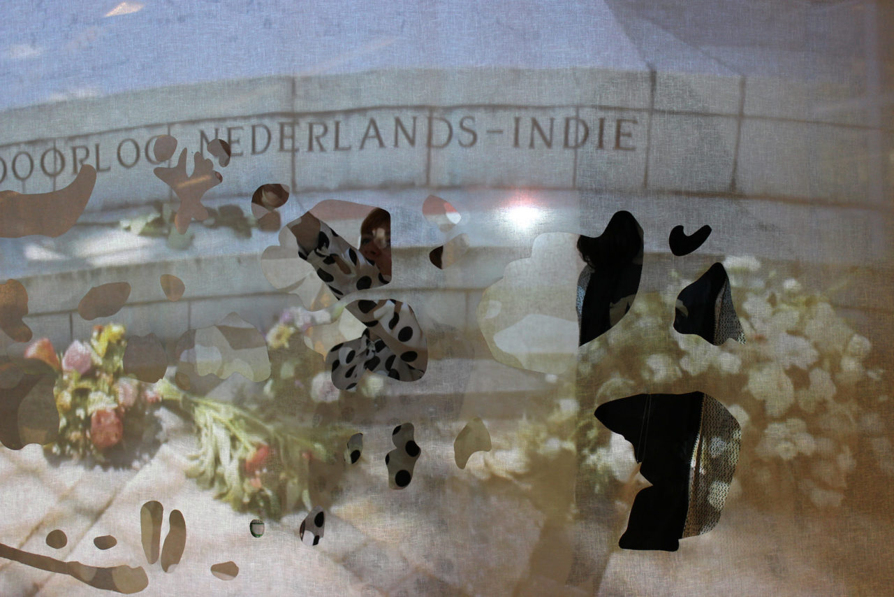 Installation Phantasmagoria in de Centrale Bibliotheek Den Haag