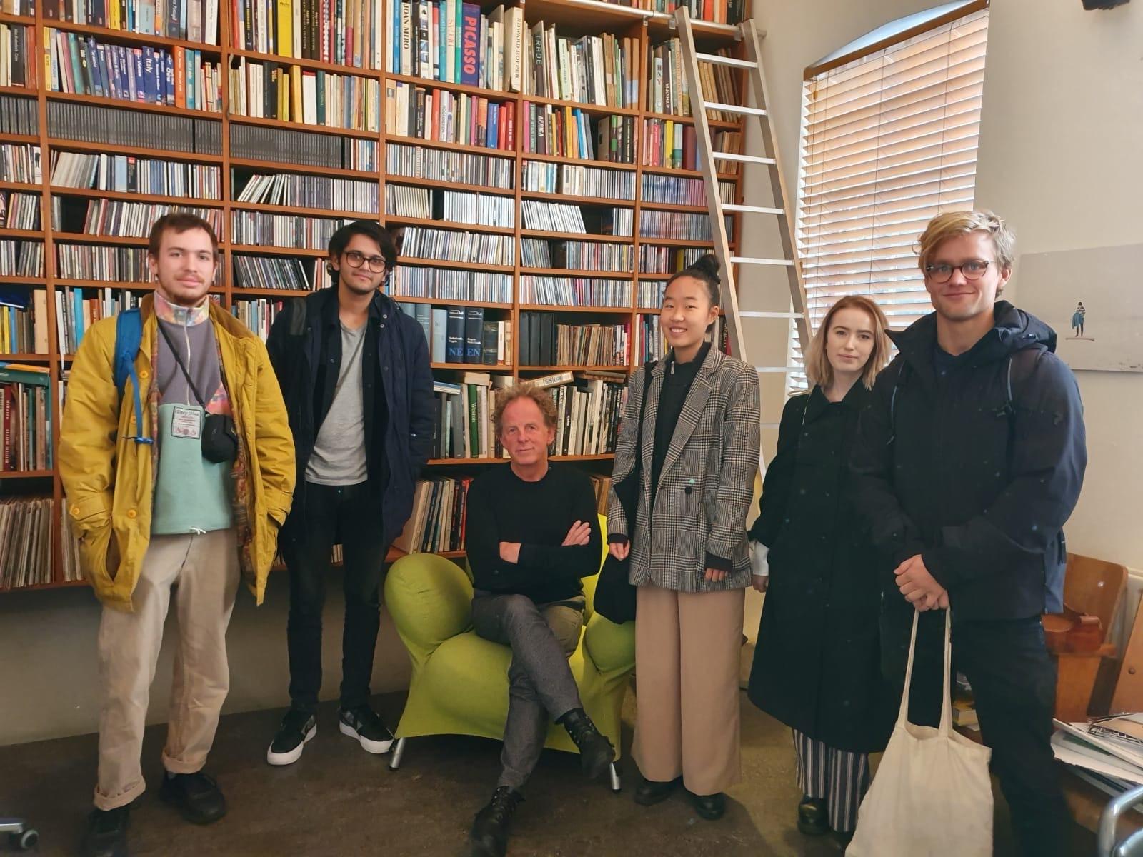 Network Week 2019, Studio visit