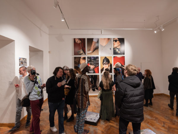 KABK Photography expo in Gallery Medium in Bratislava
