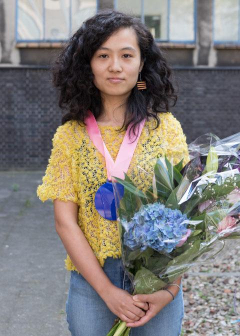 June Yu Winner KABK Ba Art Science Award 2018