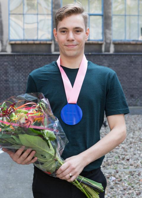 Koenraad De Groot, Winner Heden Start Award