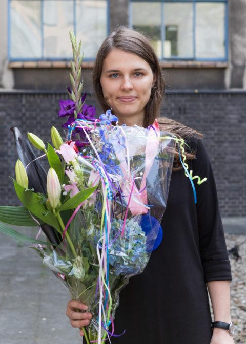 Kornelija Chaleckyte Winner Kabk Ba Iafd 2018