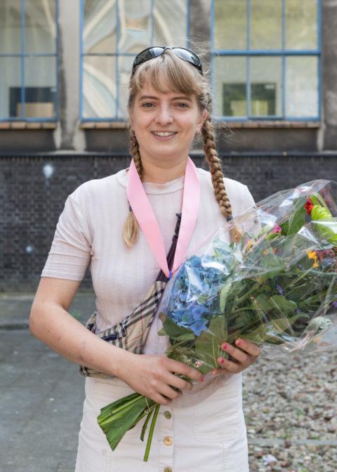 Leonie Schneider, Stroom Den Haag Encouragement Award 2018