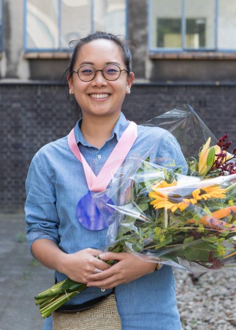 Lisa Huang Winner KABK Master Type Media department award 2018