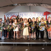 Nominees and winners Graduation Festival 2018