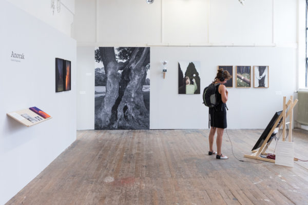 Installation Anorak by KABK Photography graduate Daniël Siegersma