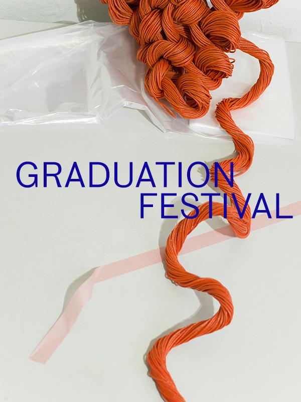 KABK Graduation Festival 2018 campaign image 04
