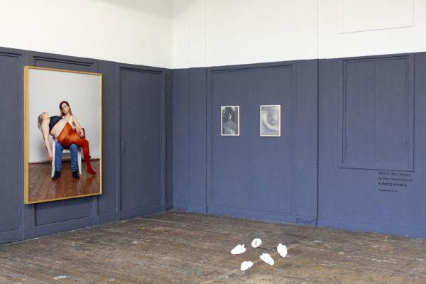 Pippilotta Yerna - Installation view KABK Graduation Show 2020