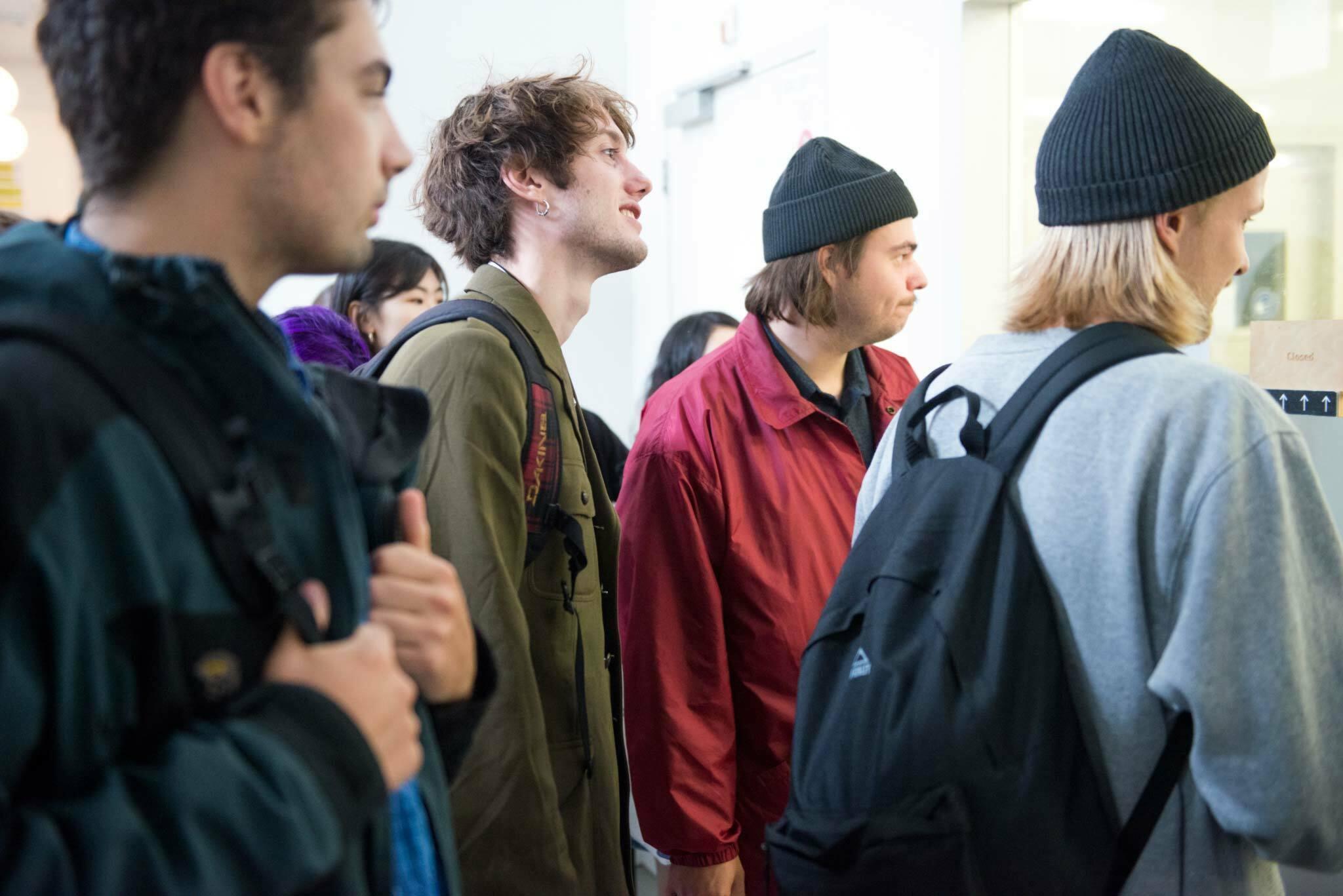 KABK students