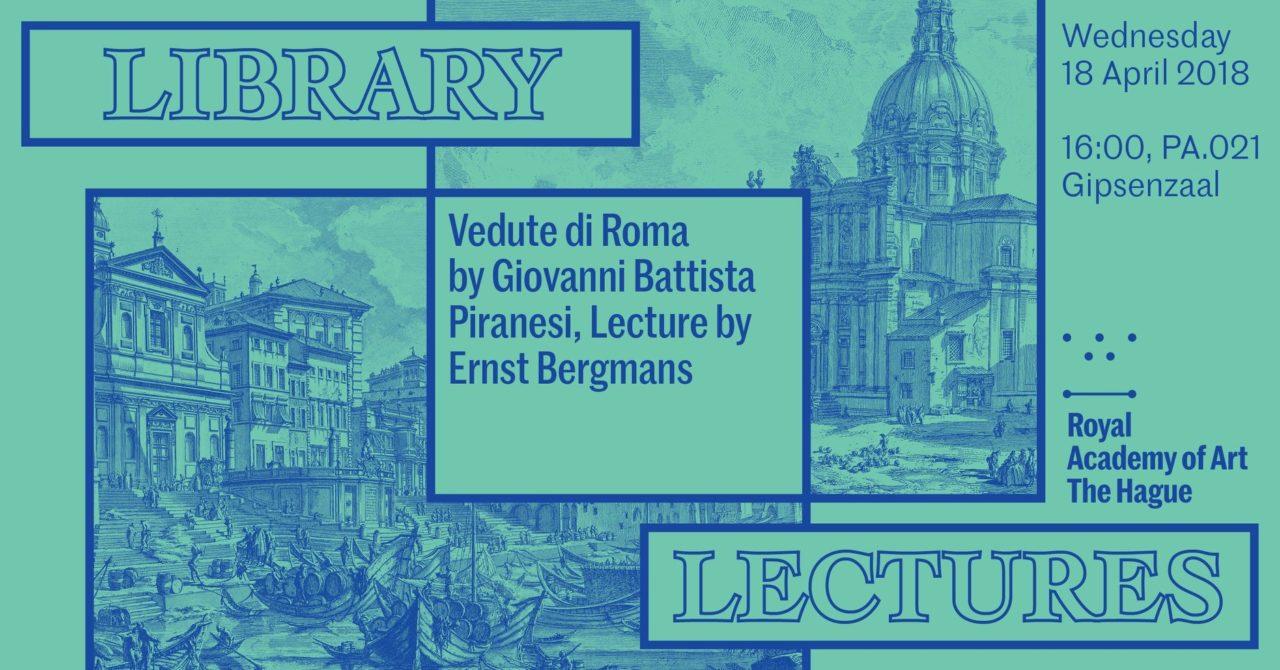 Library Lecture 1 Banner Ernst Bergmans