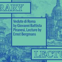 Library lecture #1 - Ernst Bergmans